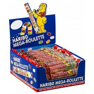 Mega-Roulette 40 x 45g Haribo