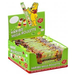 Mega-Roulette Zuur 40 x 45g Haribo