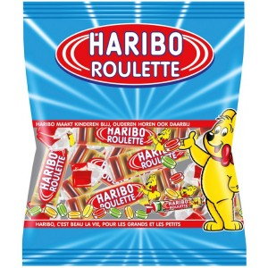 Roulette 20 x 250g Haribo
