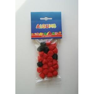 Kopkaartzakjes Berries 15 x 100g