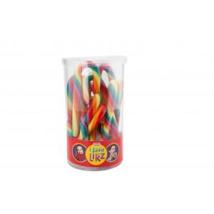 Candy Canes Maxi Rainbow 16 x 100g