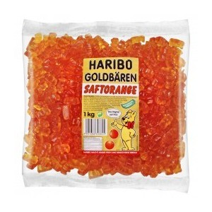 Goldbären Oranje Sinaas 1kg Haribo