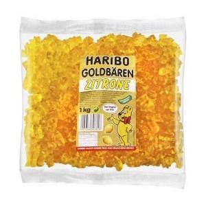 Goldbären Geel Citroen 1kg Haribo