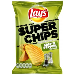 Lays Chips Peper & Zout 20 x 40g