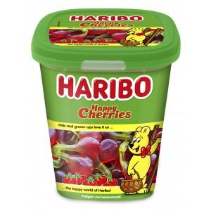 Candy Cups Happy Cherries (Kersen) 190g Haribo
