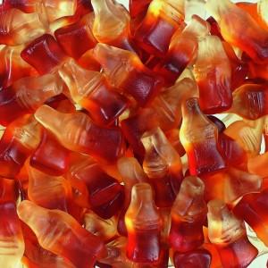 Cola Klein (3g) 1kg Haribo